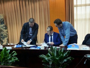 Ettes Power Business Negotiations with Russia Customers Gazprom
