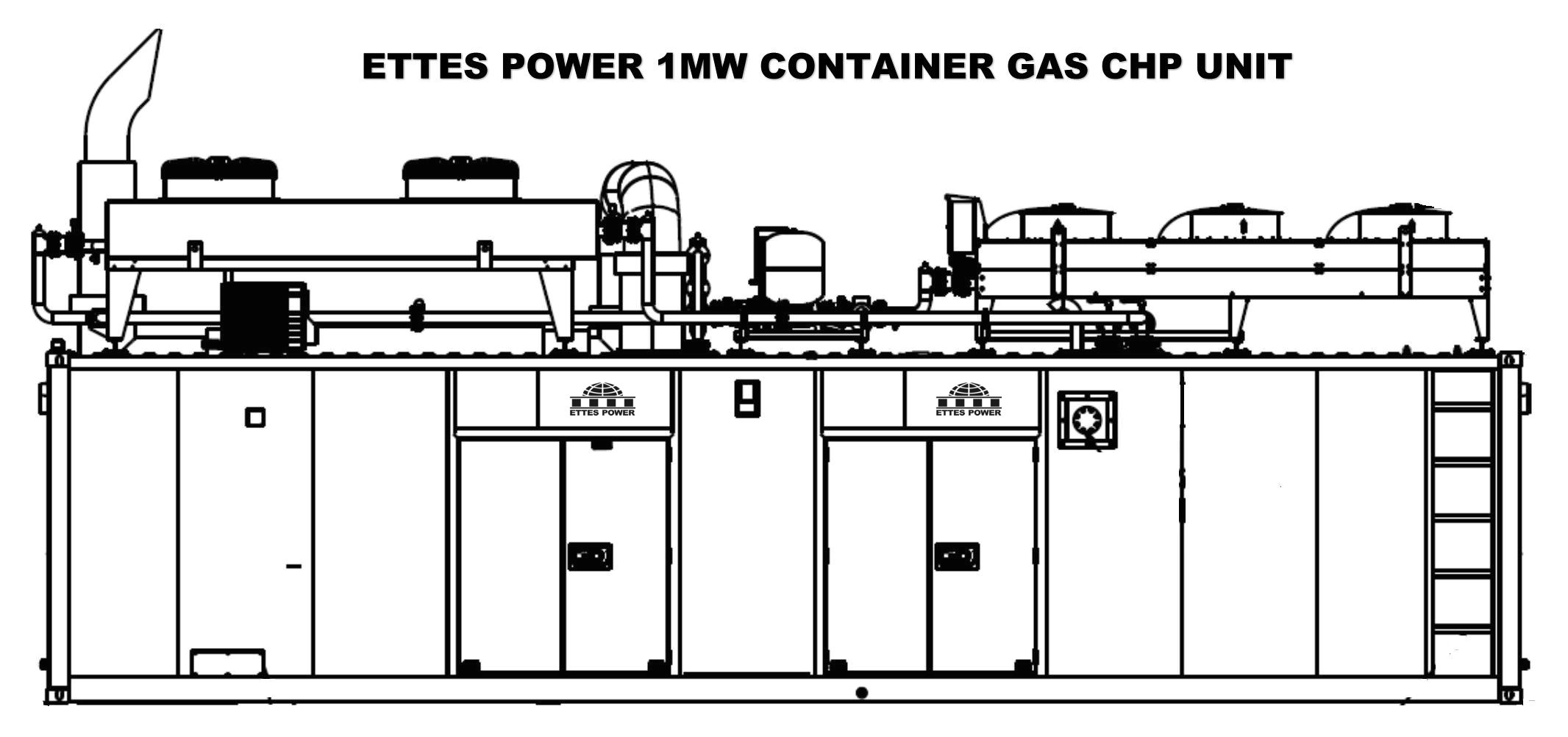 ETTES POWER GAS GENERATING SETS HOT FEATURED PRODUCTS