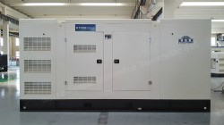 16 Units Cummins Soundproof Diesel Gensets to Middle East