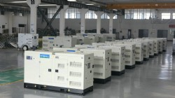 35 pcs of Cummins & Lovol Silent Gensets to Africa Market