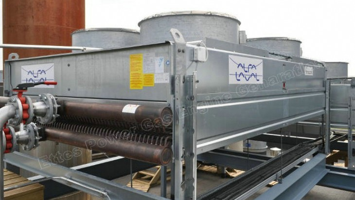News & Projects-MWM 4 3MW Natural Gas Engine Power Generation Plant